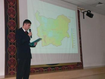 Иван Кунев от Х кл. в Американски Колеж Аркус ®...