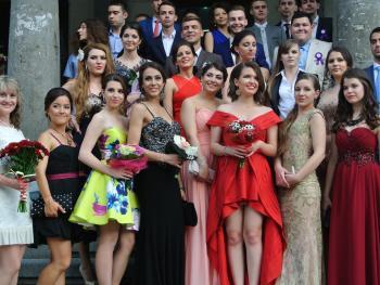 Американски колеж Аркус - първи на матурите в област Велико Търново!