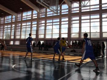 Американски колеж Аркус - първенец на Общинските игри по баскетбол 2016!