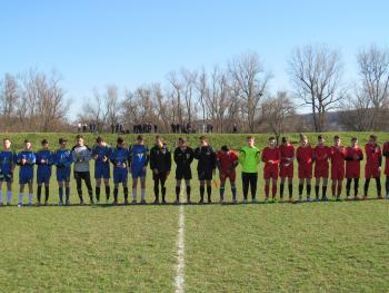 Американски колеж Аркус стана общински шампион по футбол!