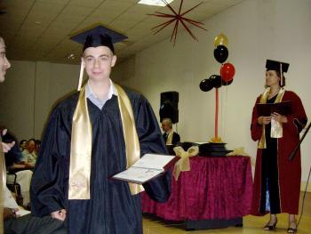 Първенец на випуск 2010